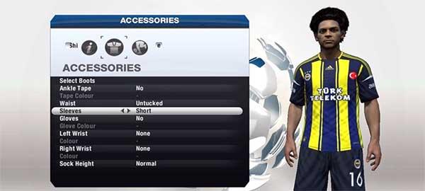 Fenerbahce FIFA 14