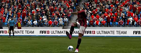 FIFA 13 5 Star Skill Players