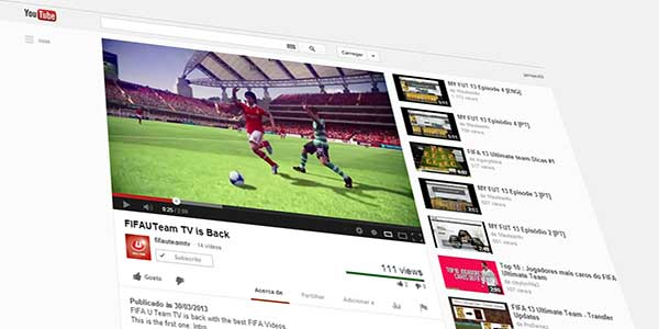 How to Upload Your FIFA 13 Goals to YouTube