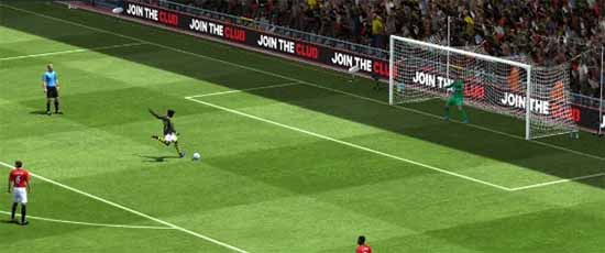 Best FIFA 13 Penalty Takers