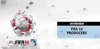 FIFA 14 Producers Interview