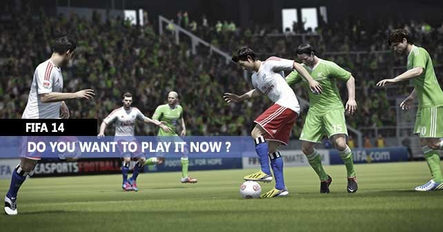 FIFA 14 - Play it now