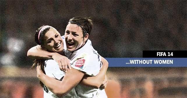 Women in FIFA 14