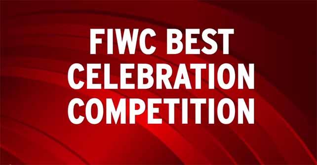 FIWC Best Celebration
