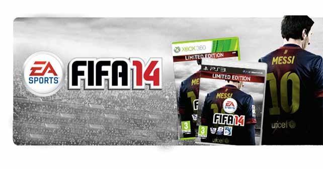 FIFA 14 Editions