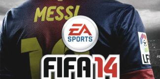 It is this the FIFA 14 cover ?