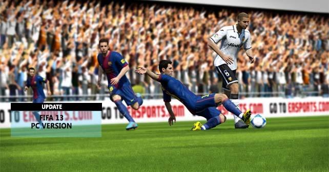 FIFA 13 PC Update