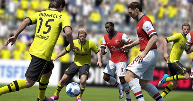 New Update for FIFA 13 PC Version is Out Now
