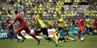 FIFA 13 Update PS3