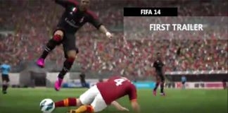 First FIFA 14 Trailer