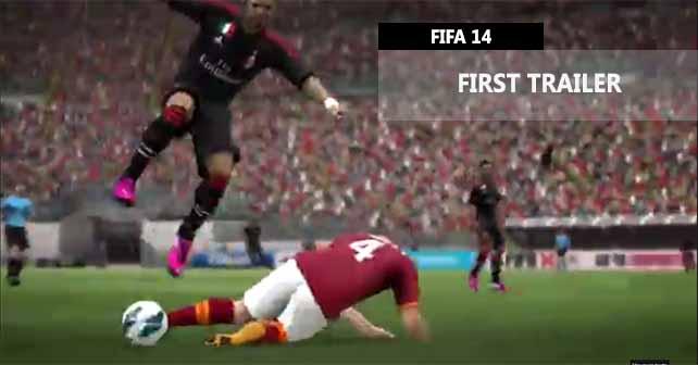 First FIFA 14 Trailer