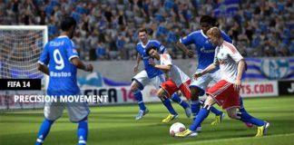 Precision Movement in FIFA 14