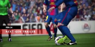 FIFA 14 Trailer for XBox One and Playstation 4