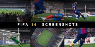 New Next-Gen FIFA 14 Screenshots