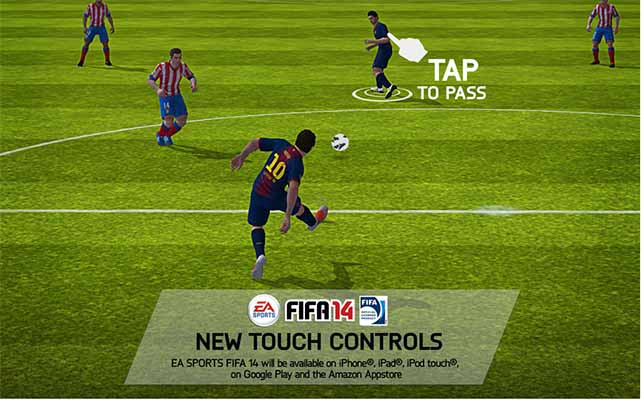 FIFA 14 for iOS Devices - First Details