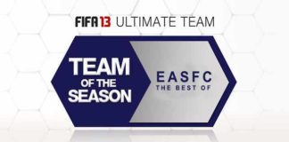 FUT 13 EASFC TOTS - The Best of the best Players of the Season