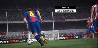 Elite Technique in FIFA 14