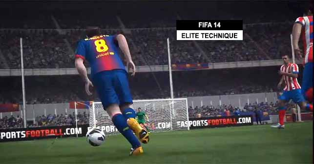 Elite Technique in FIFA 14
