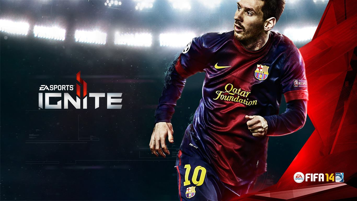 FIFA 14 Wallpapers - Official and High Resolution FIFA 14