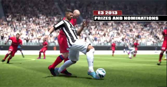 FIFA 14 Prizes and Nominations on the E3 2013