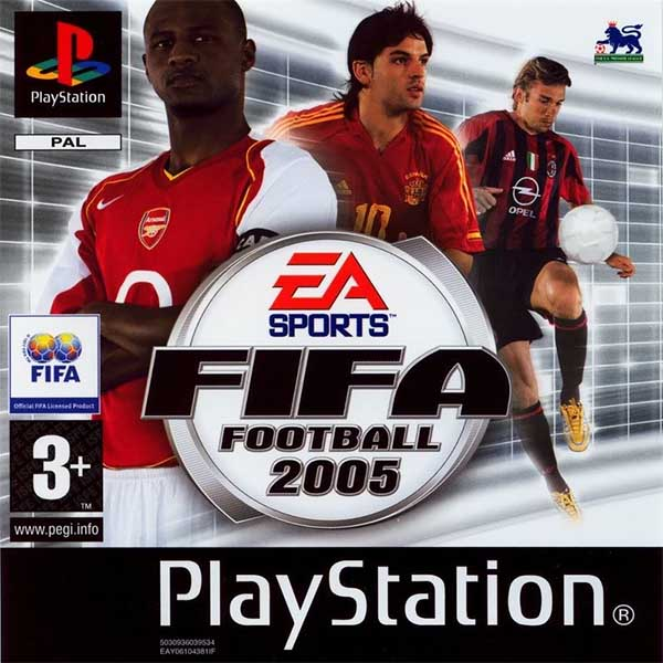 And the Last Game Ever for Playstation 2 is... FIFA 14