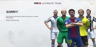 FUT 13 and EASFC Maintenances Until FIFA 14 Release