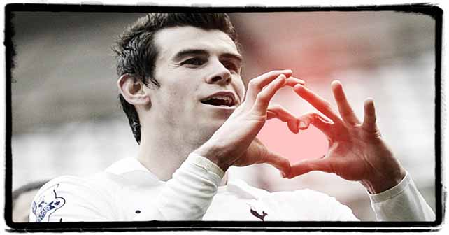 Details of EA Sports Motion Capture of Gareth Bale