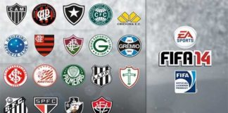 EA Sports Has Announced 19 Licensed Brazilian Clubs in FIFA 14