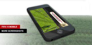 New FIFA 14 Screenshots to iPhone, iPad, iPod and Android