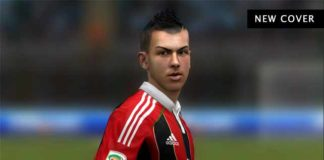 FIFA 14 Cover for Italy Features El Shaarawy