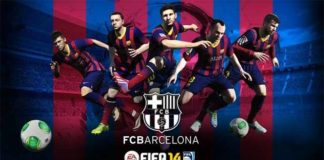 EA Sports announce a 3-Year Partnership with FC Barcelona