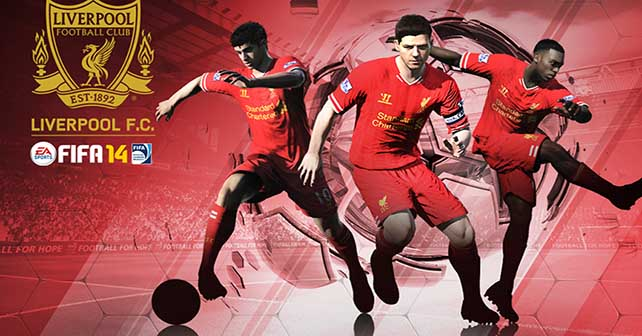 EA Sports announce a 3-Year Partnership with Liverpool FC