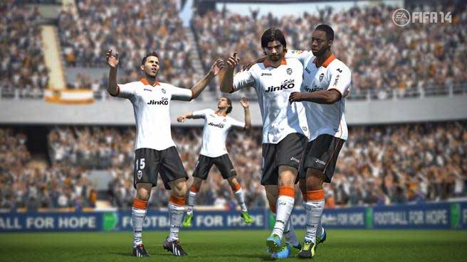 EA Sports announced a Partnership with six clubs from Liga BBVA