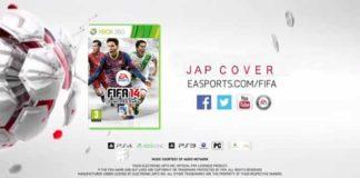 FIFA 14 Cover for Japan Featuring Yoshida Maya and Makoto Hasebe
