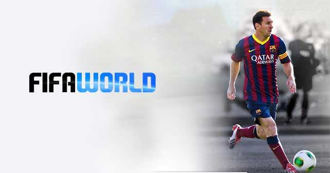 FIFA World - The New Free Worldwide FIFA Game