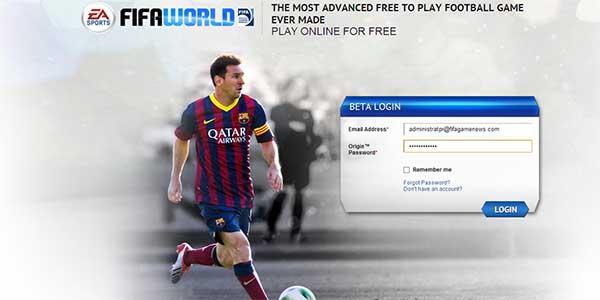 FIFA World - The New Free Worldwide FIFA Game