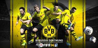 EA Sports and Borussia Dortmund Sealed a Partnership for FIFA 14