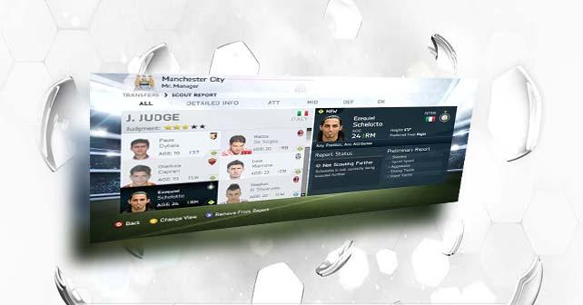 EA Sports Introduce the new FIFA 14 Career Mode