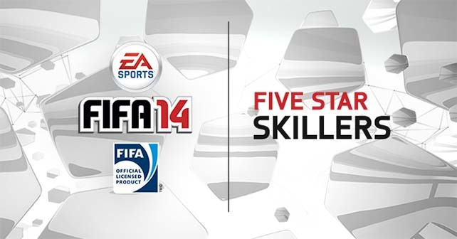 5-Star Skill Players in FIFA 14: The Complete List