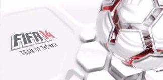 FIFA 14 Ultimate Team - TOTW