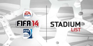EA Sports have Revealed the Full List of FIFA 14 Stadiums