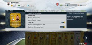 Introduction to the FIFA 14 Ultimate Team Manager Tasks