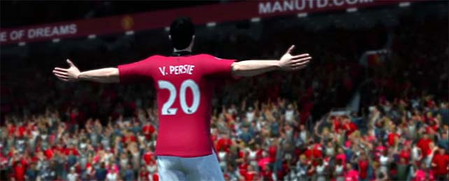How to Perform all the FIFA 14 Celebrations for XBox 360