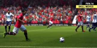 All the FIFA 14 Skill Moves for XBox 360