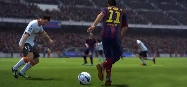The Problems of FIFA 14 Next-Gen and the First Update