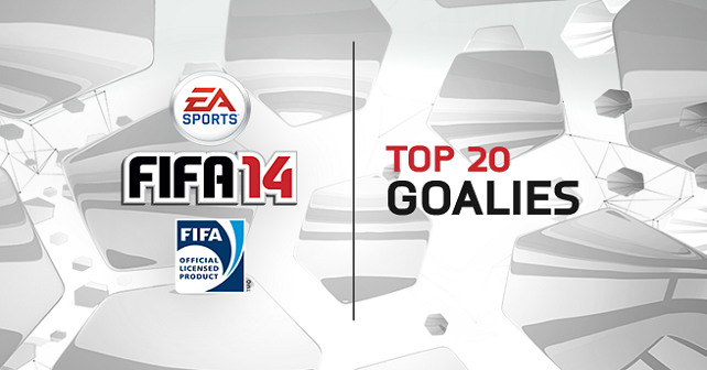 Best Goalkeepers in FIFA 14