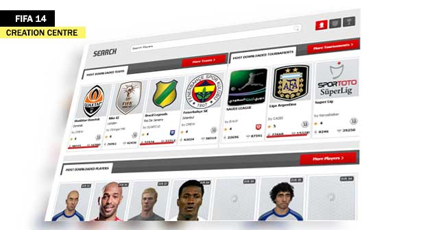 FIFA 14 Creation Centre - Frequently Asked Questions