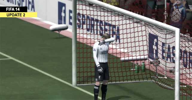 Second FIFA 14 Update is Live on PC and it is Coming to Consoles