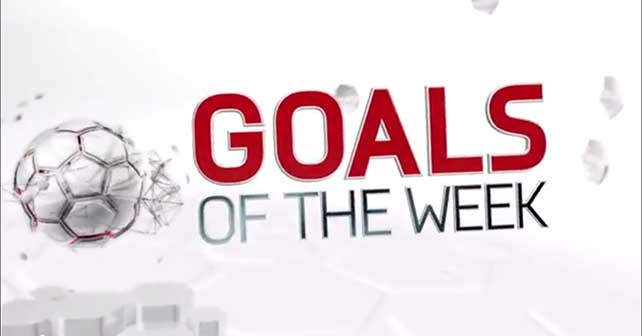 GOTW - Goal of the Week