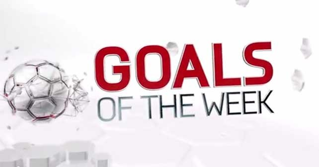 GOTW - FIFA 14 Goals of the Week